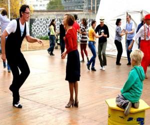 Кубок мэра по танцам для непрофессионалов на ВДНХ