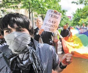 Провести акцию в защиту секс-меньшинств попытались в Москве