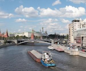По Москве-реке вдвое увеличится объем грузоперевозок