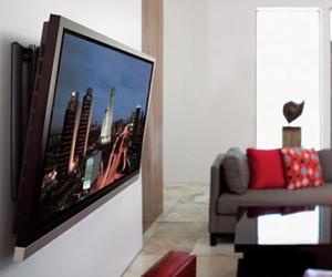 В Москве станут продаваться современные кронштейны для телевизоров