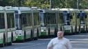 По маршруту Арбатско-Покровской линии следуют 150 автобусов