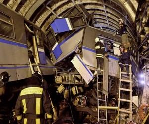 В московском метро запретили устанавливать стрелки