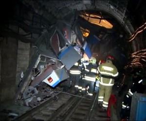 В московском метро погибли шесть иностранцев