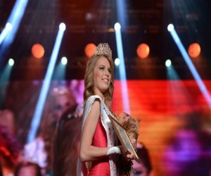 Юная балерина стала обладательницей титула «Мисс Москва-2014»