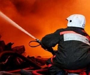 Потушен пожар в Боткинской больнице