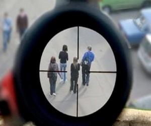 Стрельба в одной из московских квартир