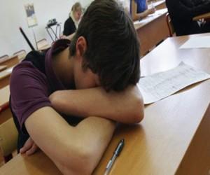 Подросток из-за учёбы покончил с собой