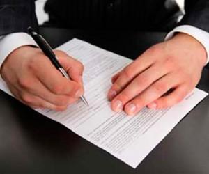 Перевод контрактов и других важных бумаг