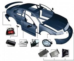 Наиболее востребованные виды запчастей для автомобилей Mercury