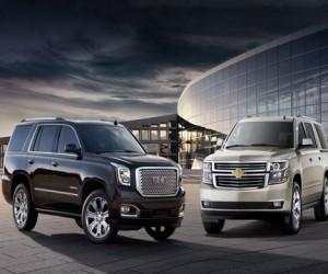 На московском автосалоне представят новый Chevrolet Tahoe