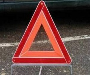 В ДТП пострадали трое инспекторов дорожной полиции