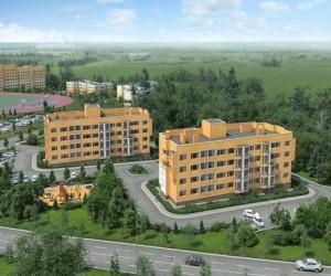 В Новой Москве активно ведётся жилищное строительство