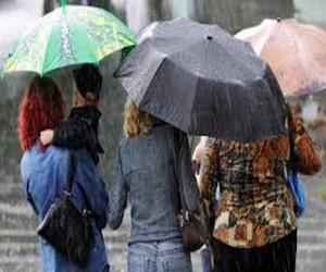 В Москве дожди до конца недели