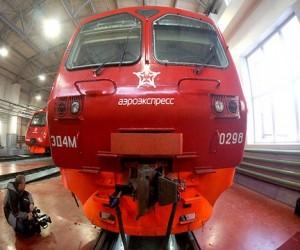 К концу 2014 года в Москве появится 12 новых электричек