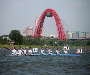 В Москве стартует чемпионат мира по гребле на байдарках