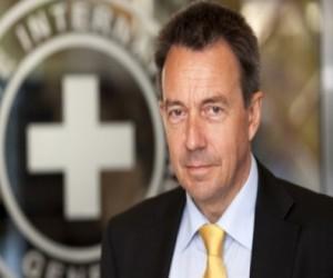 Глава Красного Креста приехал в Москву