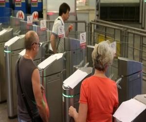 На синей ветке метро завершён ремонт участка
