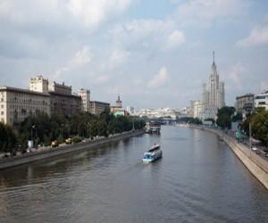 Благоустройство набережных Москвы-реки