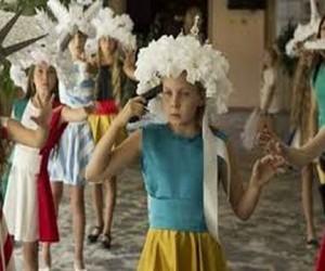 Антиукраинская пропаганда на показе детской моды