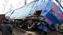 Железнодорожная авария в Подмосковье