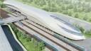 Обнародованы проекты станций «Солнцево» и «Новопеределкино»