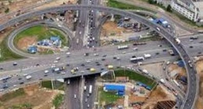 В Москве выросли объёмы дорожного строительства