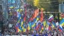 В Марше Мира в Москве приняли участие более 60 тысяч россиян