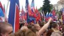 Приверженцам Новороссии запретили проводить митинг в Москве