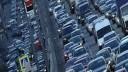 В Москве фиксируют девятибалльные пробки