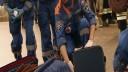 Женщина упала на рельсы метро и выжила