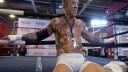 Микки Рурк на боксёрском ринге победил бездомного