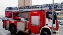 В Москве горел автокомбинат