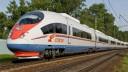 «Сапсаны» на маршруте Москва-Петербург будут ездить каждый час