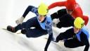 На Чемпионате России лучшими стали шорт-трекисты Москвы