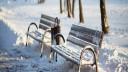 На ВДНХ установили скамейки с подогревом