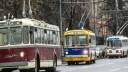 В Москве стартует парад старинных троллейбусов