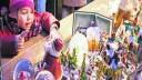В спальных районах столицы будут открыты новогодние ярмарки