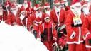 Благотворительный забег Дедов Морозов пройдёт в столице