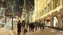 Рождественская ночь в Москве стала самой холодной