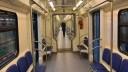 В столичном метрополитене запущен первый в России поезд со сквозным проходом
