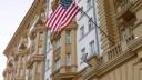 В столице голый мужчина хотел попасть в посольство США