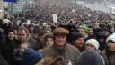 В столичную мэрию поступили девять заявок на проведение публичных мероприятий 1 марта