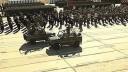 На полигоне Алабино состоялась первая репетиция Парада Победы