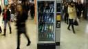 В подземных переходах столицы появятся автоматы с напитками и едой
