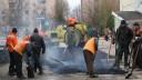С 15 апреля в столице начнут ремонтировать дороги