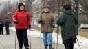 В столичных парках будут установлены тренажеры для пожилых людей