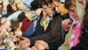 В столице более 700 тысяч человек приняли участие в пасхальных мероприятиях