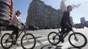 В Москве проходит акция «На работу на велосипеде»
