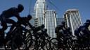 Движение транспорта в центре столицы будет ограничено из-за велогонки