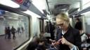 Пассажиры столичного метрополитена пожаловались на порнофильмы
